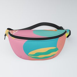 Twists & Turns Fanny Pack