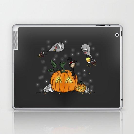 Halloween Spirits Laptop & iPad Skin