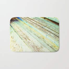 Beach Steps Bath Mat