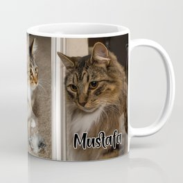 mug mom cat mustafa Coffee Mug