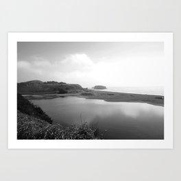 Serenity 1 Art Print