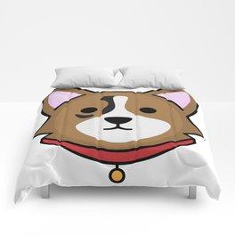 My Corgi Ein Comforters