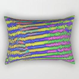 Good Vibrations Rectangular Pillow