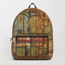 Antique World Backpack