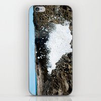 puerto rico iPhone & iPod Skins featuring Pozo de Jacinto, Isabela Puerto Rico by Silmagerie