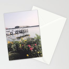 Late Summer on the Lake, Wisconsin Stationery Cards