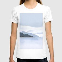 Calmness of Blue T-shirt