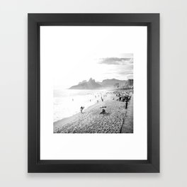 Ipanema Framed Art Print