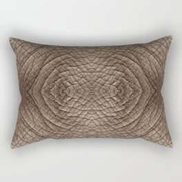 Elephant Skin Rectangular Pillow