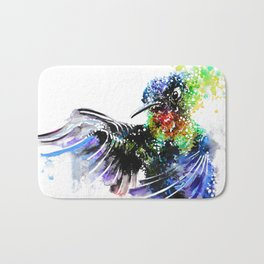Hummingbird 4 Bath Mat