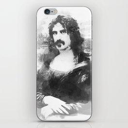 Zappa Lisa iPhone Skin