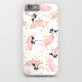 Grapefruit Smoothie #society6 #decor #buyart iPhone Case