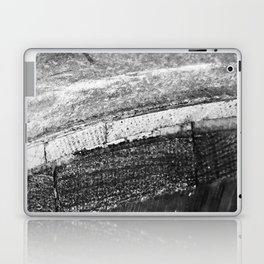 Barrels In Black & White Laptop & iPad Skin