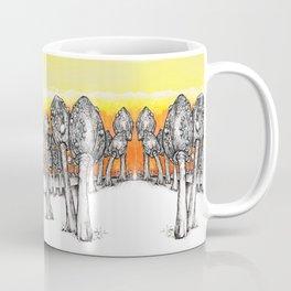 Mushroom  Grove Coffee Mug