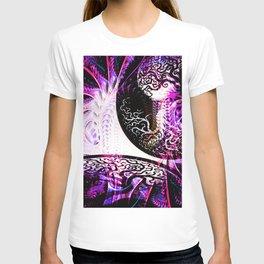 Opposition - Purple - ILL Design - Roth Gagliano T-shirt
