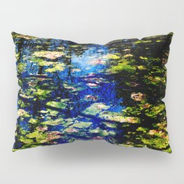 Water is the Color of Life Pillow Sham
