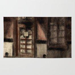 Restaurant Side Door Rug