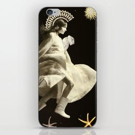 stars above us and stars below iPhone Skin