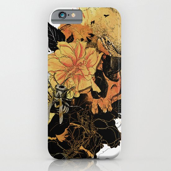 Pollination Fire iPhone & iPod Case