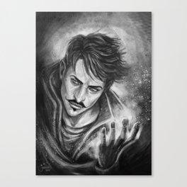 Dorian Pavus magic Canvas Print