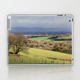 Winter Farmland Laptop & iPad Skin