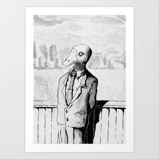 pato Art Print