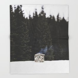 [ - ] Rocky Mountain National Park Throw Blanket