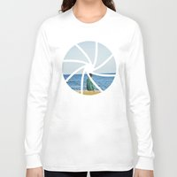 focus Long Sleeve T-shirts featuring focus by iulia pironea