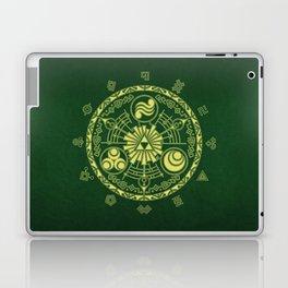 Zelda Triforce  Laptop & iPad Skin