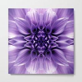 Ultra violet Metal Print