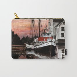 The Lake house Carry-All Pouch