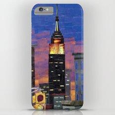 New York New York iPhone 6 Plus Slim Case
