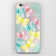 Butterflies in Heaven iPhone & iPod Skin
