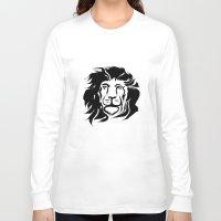lion king Long Sleeve T-shirts featuring Lion King by Alexandr-Az