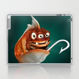 Evil Fish Laptop & iPad Skin