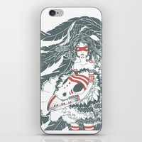 pocahontas iPhone & iPod Skins featuring Pocahontas by ItDrizzles