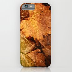 I heart Leaves iPhone 6s Slim Case