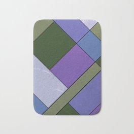 Abstract #814 Bath Mat