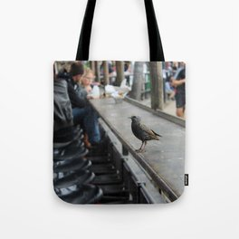 Candem bird Tote Bag