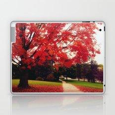 Scarlet Laptop & iPad Skin