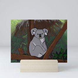 Koala Bear Mini Art Print