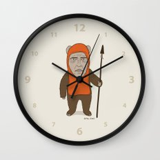 Ewoken Wall Clock