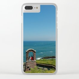 Planning for a Life-Long Adventure Clear iPhone Case