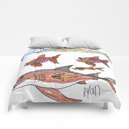 SandTiger Island Comforters