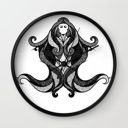Signs of the Zodiac - Virgo Wall Clock