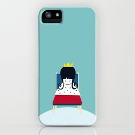 Enjoy the silence  iPhone Case