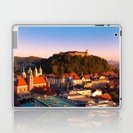 LJUBLJANA 02 Laptop & iPad Skin