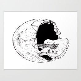 Machine Myth Art Print