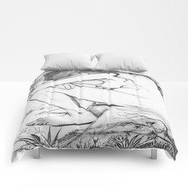 Sorrow (After Vincent Van Gogh)  Comforters