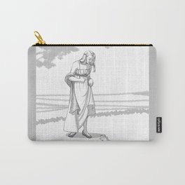 Toscane Carry-All Pouch